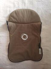 Bugaboo Cameleon I/II Bassinet Carrycot Cover Apron Khaki/Tan Fleece