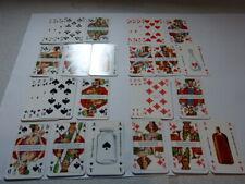 jeu de cartes GLAS-SKAT ,Gezeichnet Von Arne Leihberg (cp10)
