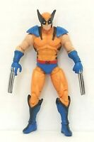 "Marvel X-Men Comic Series WOLVERINE 4"" Action Figure 2008 Hasbro Used"