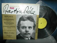 SLPX 11355 Bartok suite 2 Erdelyi LP Hungary issue