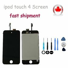 For iPod Touch 4 4th Gen Replacement LCD Touch Screen Digitizer Assembly Black