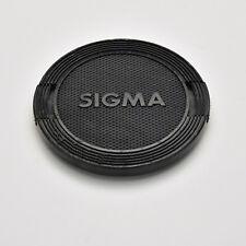 Sigma 52mm Front Lens Cap (#3387)