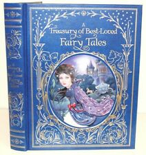 Childrens Fairy Tales Collection Story Book Illustrated Brothers Grimm Andersen