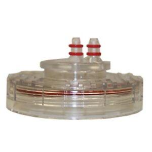 NEW Ceramic Cart Cap for Hexagon Alkaline Hydrogen Water Filtration System