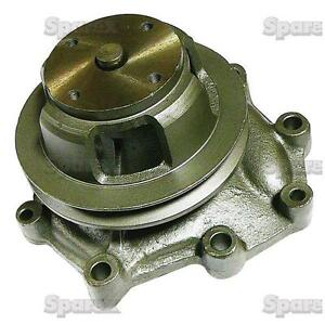 Water Pump for Ford Tractor 755 3400 3500 3550 4400 4500 6500 7500 Backhoe Loade