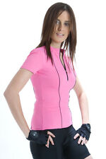 Trashy Cat® Women's Cycling Jersey Passion Pink