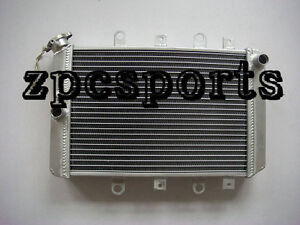ATV Aluminum Radiator Yamaha Grizzly 700 2007 2008 2009