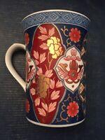 SMITHSONIAN INSTITUTION - Japanese IMARI Porcelain Coffee Tea CUP MUG - Japan