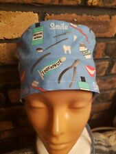 Dentist-Dental Handmade Surgical Scrub Caps