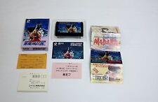 Nintendo Famicom: Akumajo Densetsu Castlevania 3 - Japan - Import