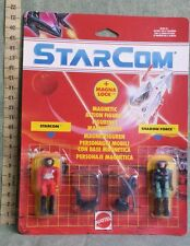 StarCom European Exclusive StarCom and Shadow Force Mattel 1990 Brand New