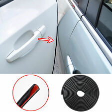16FT/5M Rubber Strip Car Door Scratch Edge Guard Protector Sticker Trim Moulding