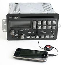 Pontiac Grand Am Sunfire 2004-05 Monsoon Radio AM FM mp3 CD w Aux Input 22724376