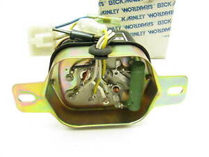Beck Arnley 177-0395 FD Voltage Regulator - 022218391 NCJ200 HBA12-5