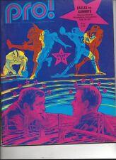 9/26/1971 Dallas Cowboys vs. Philadelphia Eagles Program excellent (see scan)
