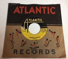 THE DRIFTERS, MONEY HONEY, ATLANTIC#1006, RARE 45 RECORD, 1953