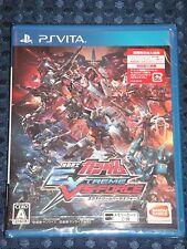 NEW PS Vita Mobile Suit GUNDAM EXTREME VS FORCE w/bonus DLC JAPAN F/S w/Tracking