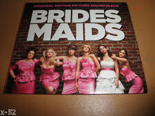 BRIDESMAIDS soundtrack CD blondie WILSON PHILLIPS hold on Kate Nash Britney