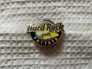 Hard Rock Cafe Pattaya Global Logo Series Pin - Large Durian Fruit in Center