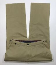 9b1fd796 Mens Modern Amusement Khaki Chino Pants, 34x28, Beige