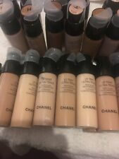 Chanel Le Teint Ultra Tenue Foundation Varios Shades 100% authentic 20ml