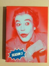 Batman The Televised Series Season 3 ( 4 Blu-Ray Discs ). New. Read Details.
