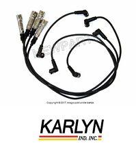 Porsche 924 1977-1982 Ignition Spark Plug Wire Set Karlyn-Sti 108533617