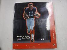 Buffalo Bills 2002 Season Tickets Package w/Media Guide (No Tickets) jh