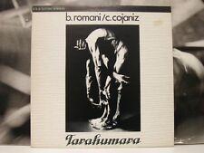 BRUNO ROMANI / CLAUDIO COJANIZ - TARAHUMARA LP 1989 TUNNEL RECORDS NTR 01