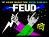 Sinclair ZX Spectrum Game - FEUD - Bulldog - Tested & Working - Classic Gaming!!