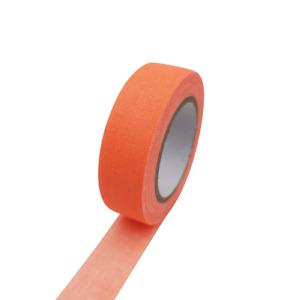Fluorescent Gaffer Tape, Blacklight Fluorescent Neon Cloth Tape 15mm x 5m Orange