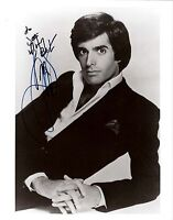 David Copperfield signed 8x10 photo / autograph great early pose