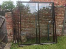 aluminium double glazed sliding patio doors