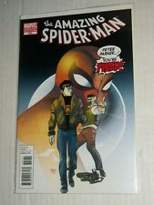 Marvel AMAZING SPIDER-MAN #624 Your Fired Variant NM