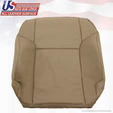 2007 2008 2009 Toyota 4Runner Limited Driver Side Lean Back Leather Cover Tan
