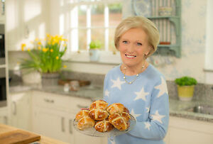 MARY BERRY BAKING POSTER 1 (SIZES-A5-A4-A3-A2) + SURPRISE A3 POSTER