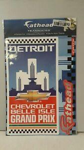 "Detroit Chevrolet Belle Isle Grand Prix collectible  Fathead 206 -2011 17""×9"""
