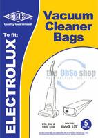 5 x ELECTROLUX Vacuum Cleaner Bag E50, E60 & E60n Type Hepa Power 1400 Series