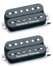 Seymour Duncan SH-6 Distortion Mayhem Humbucker Set - black - free shipping