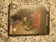 Nintendo GameCube The Legend of Zelda Twilight Princess UK PAL Collectors MINT