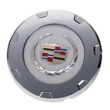 OEM NEW Wheel Hub Center Cap Chrome w/Wreath & Crest 09-14 Escalade 9598677