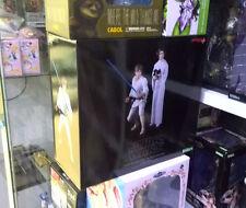 Kotobukiya! Star Wars Luke Skywalker and Princess Leia 1:10 Scale Artfx+ Statue