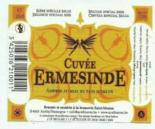 étiquette de bière 9