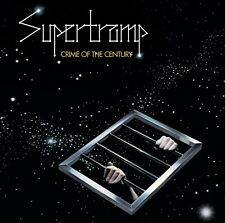 SUPERTRAMP - CRIME OF THE CENTURY (REMASTERED)  CD NEW