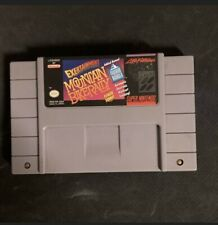 Exertainment Mountain Bike Rally (Super Nintendo Entertainment System, 1995)