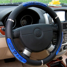Hot Dragon Logo Car Steering Wheel Cover as Car Slip-Resistant Four Seasons