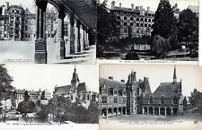 Lot Of 8 Antique Original Postcards - Blois, France