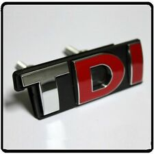 TDI griglia Badge emblema Decalcomania Sticker LOGO VW Audi Seat Skoda GOLF MK5 MK6 AUTO 49