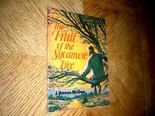 Bible Spirituality: J. Vernon McGee - The Fruit of the Sycamore Tree