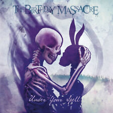 The Birthday Massacre : Under Your Spell CD (2017) ***NEW*** Fast and FREE P & P